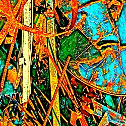 Abstract Photo from Jonathan Steele Works