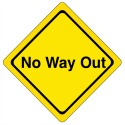 No Way Out Graphic by Jonathan Steele