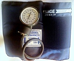 Photo of Blood pressure Cuff by Jonathan Steele, www.jonathansteele-artwork-gallery.com