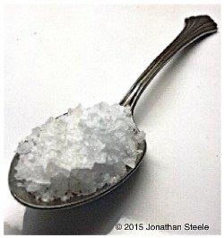 Salt Weight Teaspoon To Grams